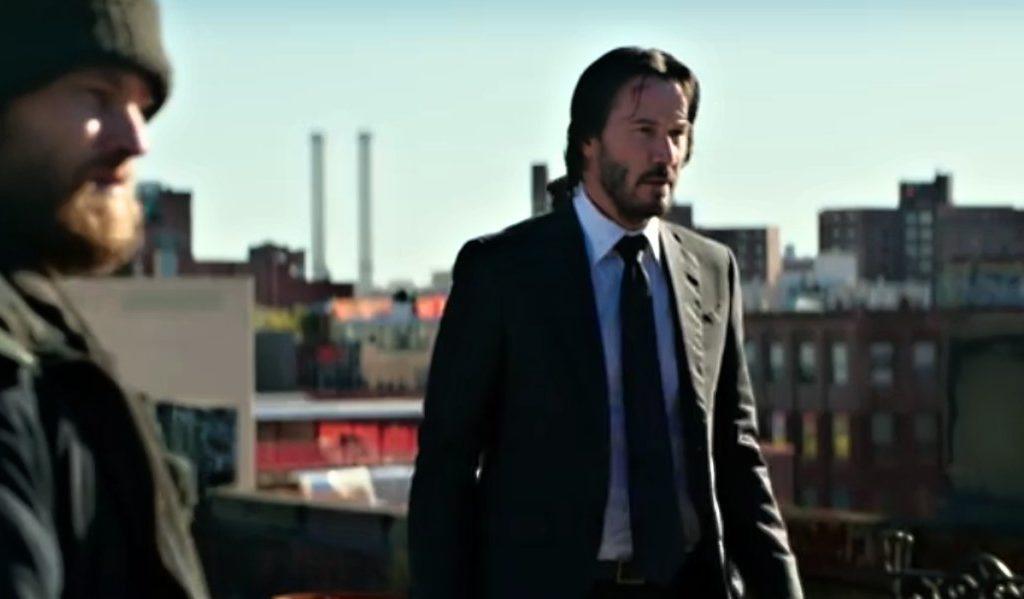 Skvělý akční film s Keanu Reevesem.